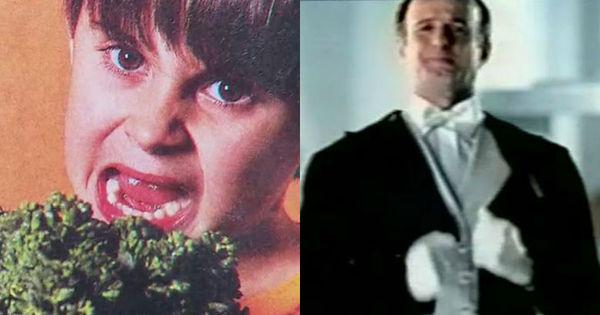 Nostalgia dos comerciais: veja como está o menino do brócolis e o ...