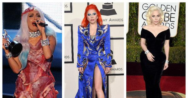 Lady Gaga completa 30 anos de estilo; acompanhe a evolução ...