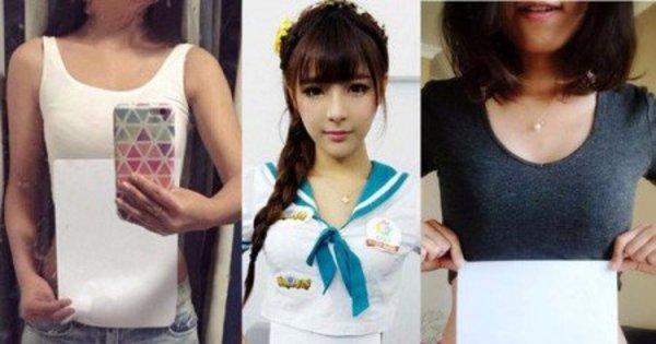Moda entre as chinesas, desafio da cintura de papel vira piada nas ...