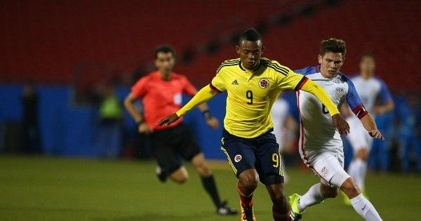 Colômbia se classifica no masculino e fica com última vaga do ...