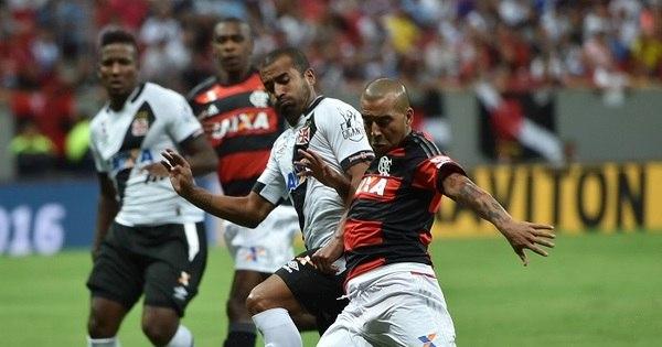 Vasco e Flamengo ficam no empate em bom clássico no Mané ...