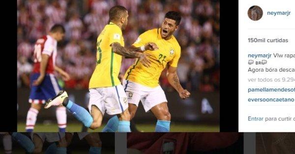 Viu outro jogo? Neymar elogia seleção brasileira - Esportes - R7 ...