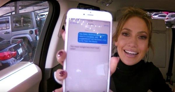 Jennifer Lopez manda mensagem de brincadeira para DiCaprio e ...