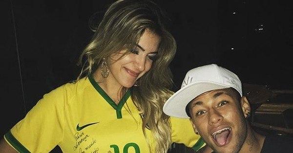 Bem na fita! Neymar teria passado feriado da Páscoa em clima de ...
