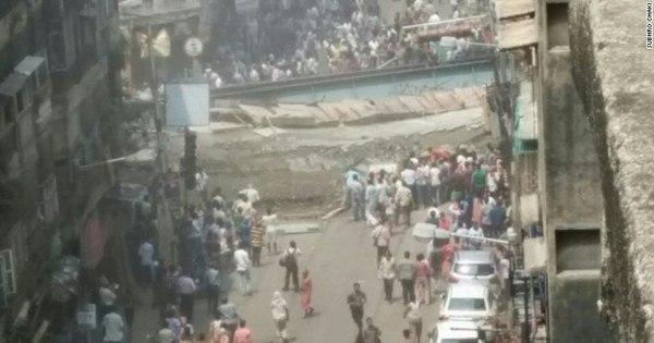 Desastre na Índia: ponte cai e mata pelo menos 15 pessoas em ...