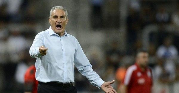 Tite volta a negar seleção após mais uma vitória do Corinthians ...