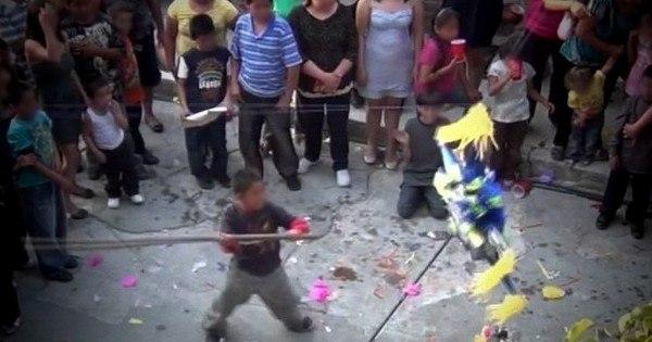 Festa infantil termina em tragédia após criança morrer com paulada ...