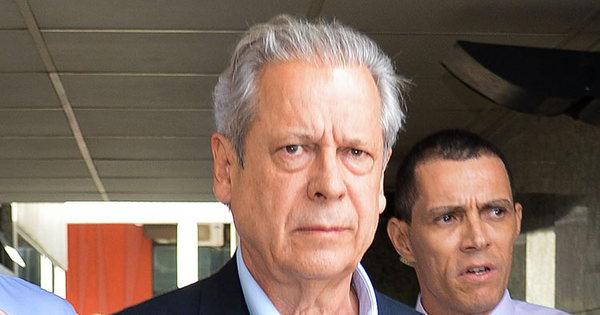 Dirceu usou dinheiro da Petrobras para comprar imóveis, avião e ...