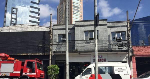 Escritório de ex-contadora do doleiro Youssef pega fogo na véspera ...