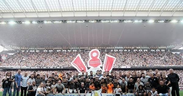 Com arrecadação abaixo da meta, Corinthians pode perder ...
