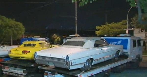 Fraude milionária: carros esportivos são apreendidos no interior de ...