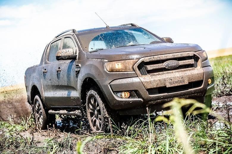 2016 Ford Bronco >> Nova Ford Ranger 2017 chega às lojas em maio a partir de R ...