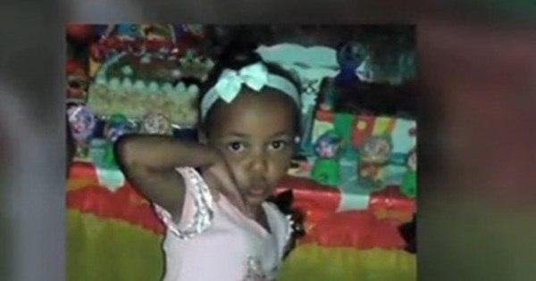 Corpo de menina de 6 anos desaparecida é encontrado dentro de ...