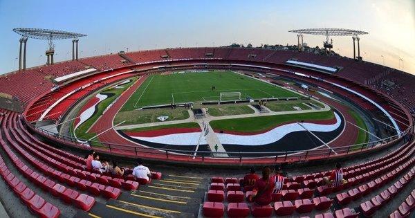 'Jogar a Libertadores no Morumbi ajuda muito', diz Lugano ...