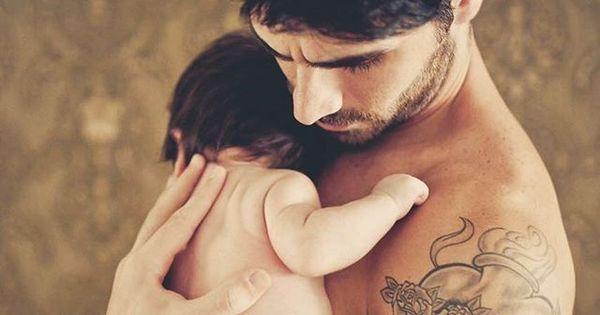 """Rodrigão faz ensaio com o filho: """"O homem da casa ..."""