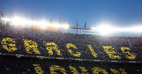 Real vence Barcelona em dia de homenagem a Cruyff - Fotos - R7 ...