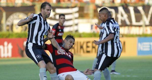 Flamengo empata com Botafogo e termina rodada fora da zona de ...