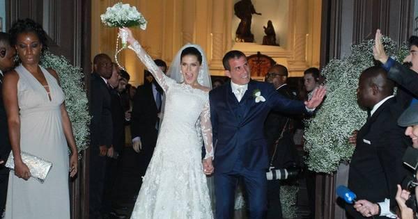 Eri Johnson e Alice Souto se casam no Rio de Janeiro; confira os ...