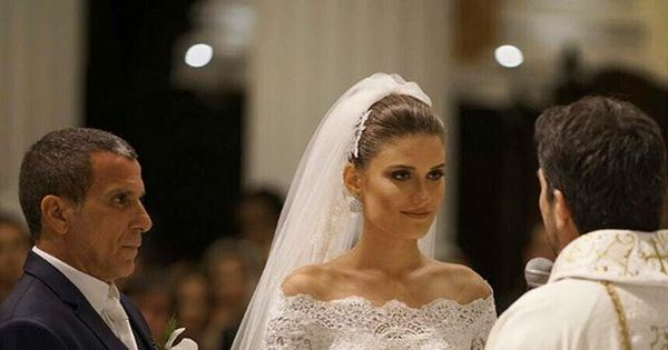 Eri Johnson compartilha foto do casamento com Alice Souto e ...