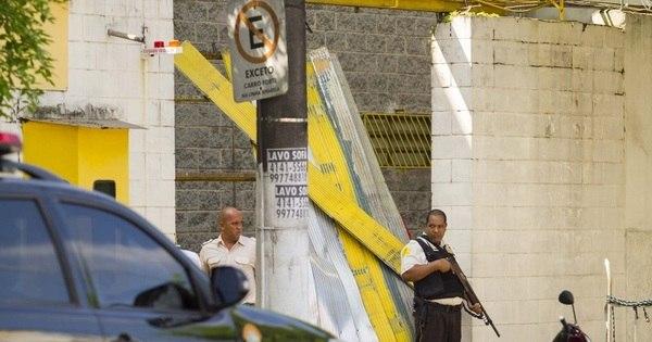 PM reformado tenta roubar dinheiro de assalto que terminou com ...