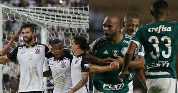 Corinthians e Palmeiras na Libertadores são os grandes destaques ...