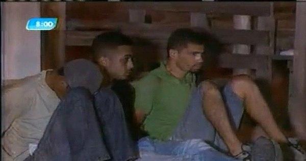 Trio é preso após roubar carro e atirar em vítima na Grande BH ...