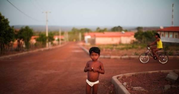Brasil tem mais de 26 milhões de crianças e adolescentes na pobreza