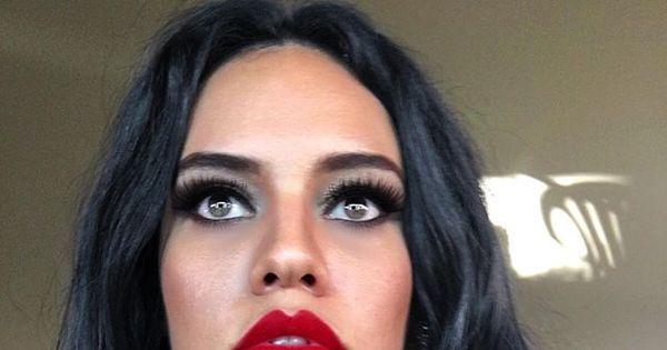 """Leticia Lima mostra bocão em selfie e ganha elogios: """" Espetáculo ..."""