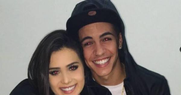 """Flávia Pavanelli confirma fim de relacionamento com MC Biel: """"Tô ..."""
