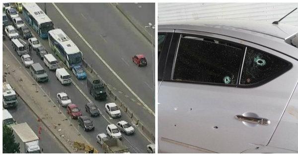 Rio: perseguição com tiroteio na av. Brasil deixa 2 mortos e vítima ...