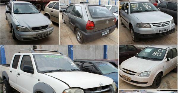 Só tem pechincha! Receita leiloa Nissan Frontier por R$ 1.000 e GM ...