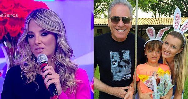 Ticiane Pinheiro revela por que sente ciúmes da filha com o pai e a ...