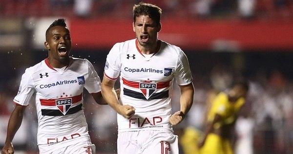 Decisão do São Paulo na Libertadores é o grande destaque da ...
