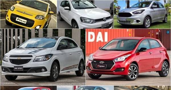 Veja os 25 carros populares mais vendidos do trimestre - Fotos - R7 ...