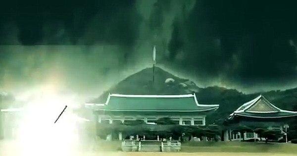 """""""Tudo vai virar cinzas"""": Coreia do Norte divulga vídeo que mostra ..."""