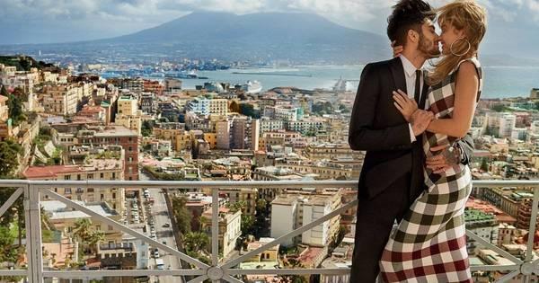 Cheios de estilo, Zayn e Gigi Hadid protagonizam ensaio romântico ...