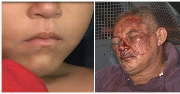 Criança é abusada sexualmente por marido de avó em churrasco ...