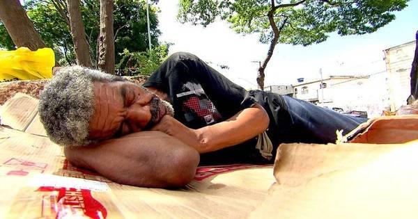 """""""Hoje eu durmo na praça, olhando para as estrelas"""", revela ex-Raça ..."""