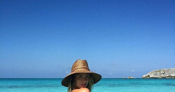 """Giovanna Ewbank posa de topless e ganha elogio dos fãs: """"Colírio ..."""