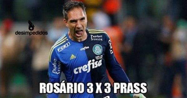 Palmeiras por um fio na Libertadores vira alvo dos memes - Fotos ...