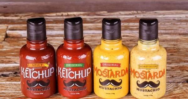 Marca inova no sabor e reinventa ketchup e mostarda ...