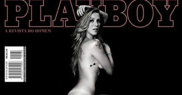 Veja a capa da Playboy de Luana Piovani - Entretenimento - R7 ...