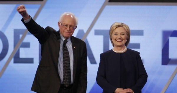 Candidatos democratas acirram disputa na corrida presidencial dos ...