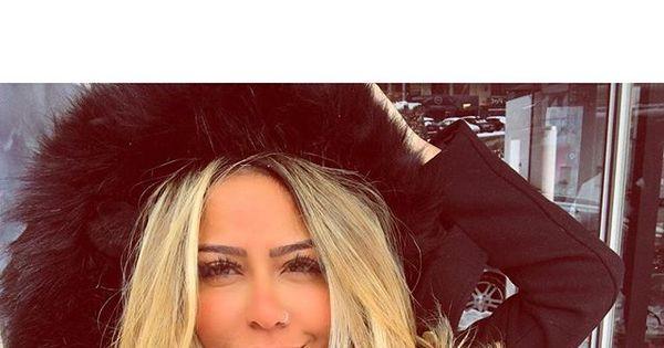 Mais loira do que nunca, Rafaella Santos faz a diva no Instagram ...