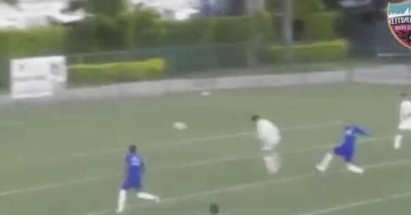 Adriano Imperador marca pela primeira vez com a camisa do Miami ...