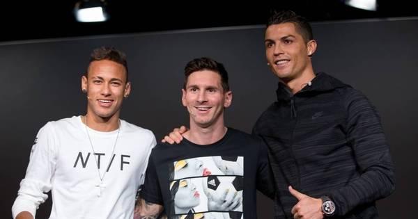 Pelo terceiro ano consecutivo, Messi é o jogador mais bem pago do ...