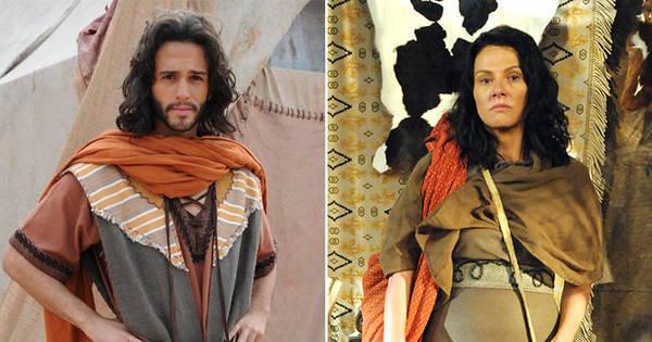 Conheça o drama de Quenaz e Libna, novos personagens de Os ...