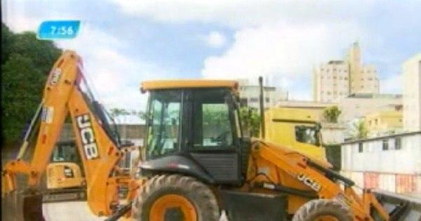 Polícia Civil recupera última máquina furtada em Mariana (MG ...