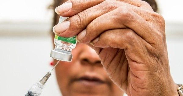 Campanha nacional de vacinação contra a gripe termina hoje ...