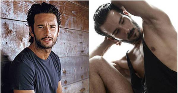 Ex-ator pornô chama a atenção por semelhança com Rodrigo Santoro